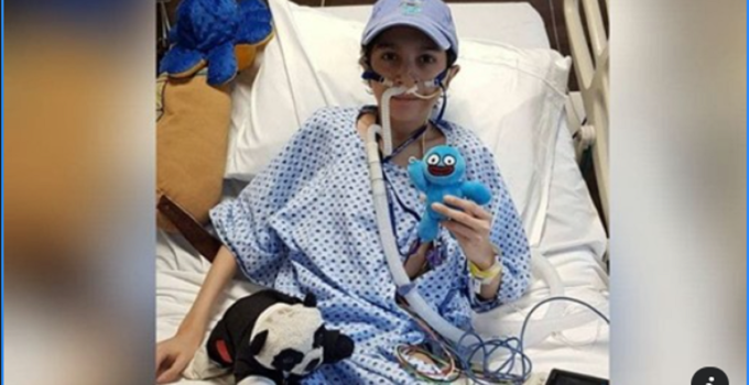A los 17 años acude a las redes suplicando ayuda para conseguir un trasplante pulmonar..
